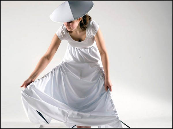 Платье-палатка