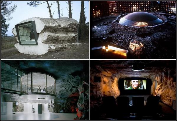 Самые необычные современные пещеры