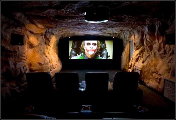 Кинотеатр в пещере