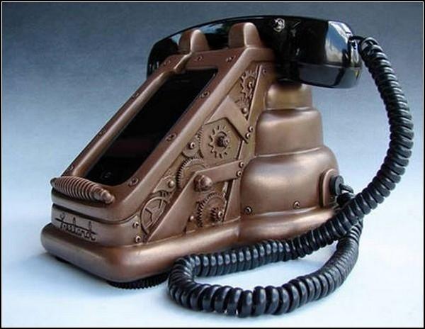 Зарядка в старом телефоне
