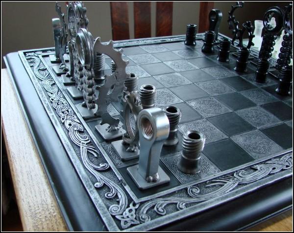 Шахматы для механиков