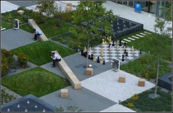 Шахматный офисный комплекс