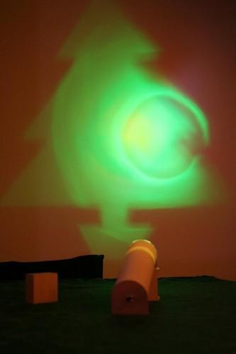Елка-проектор