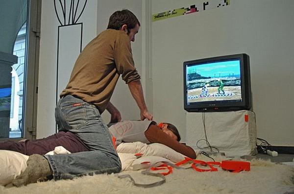 Массажный контроллер Massage Me