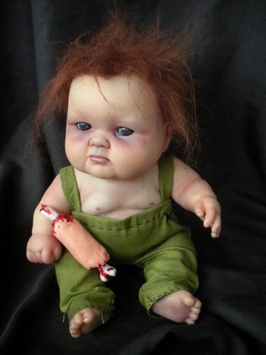 Страшные куклы от Demonkidz Dollworks