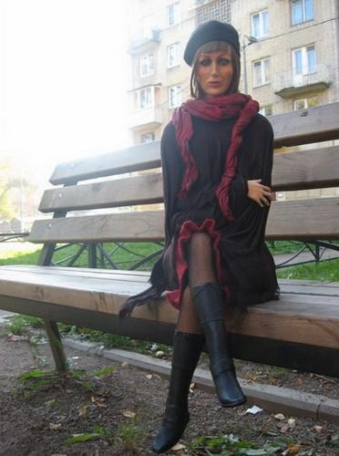 Словно живые куклы от Оксаны Мироновой