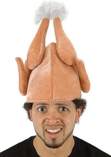 Шляпа-индейка ко Дню Благодарения