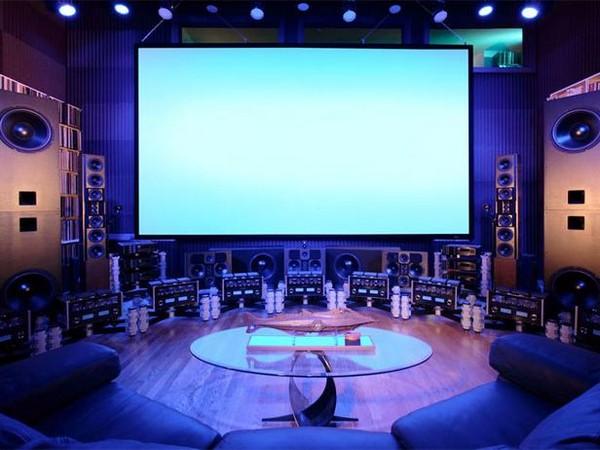 Домашний кинотеатр за 6 миллионов долларов