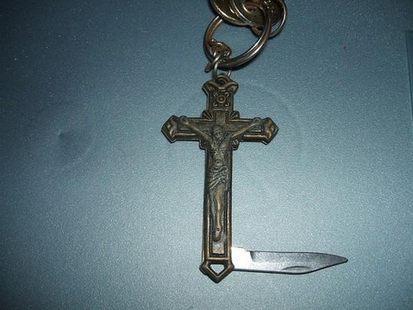 Нож для христиан