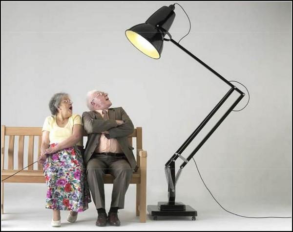 Лампа-гигант