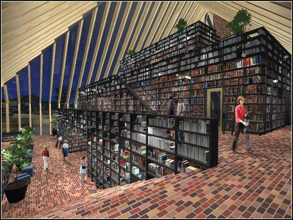 Необычные библиотеки