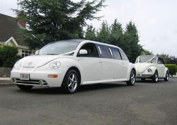 Лимузин VW Beetle