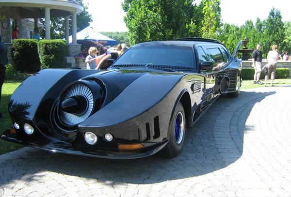 Лимузин Бэтмена