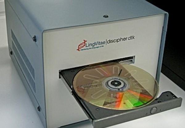 Foto: DVD-привод удалось превратить в доступный лазерный микроскоп, с помощью которого возможно производить анализ...