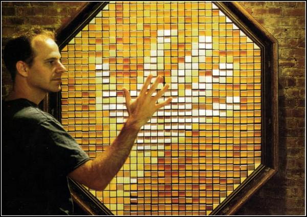 Незеркальные интерактивные зеркала
