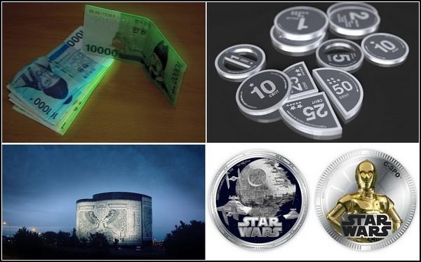 Самые необычные в мире деньги