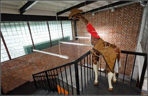 Жирафовый офис