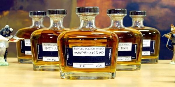 Whisky Blender – онлайн-винокурня по производству виски