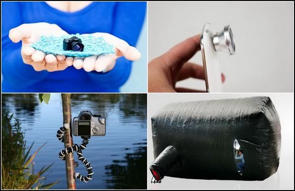 Гаджеты и девайсы для фотографов и фотоаппаратов
