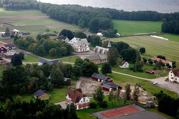 Bastoy Prison – тюрьма-остров в Норвегии