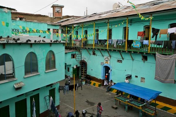 San Pedro – капиталистическая тюрьма в Боливии
