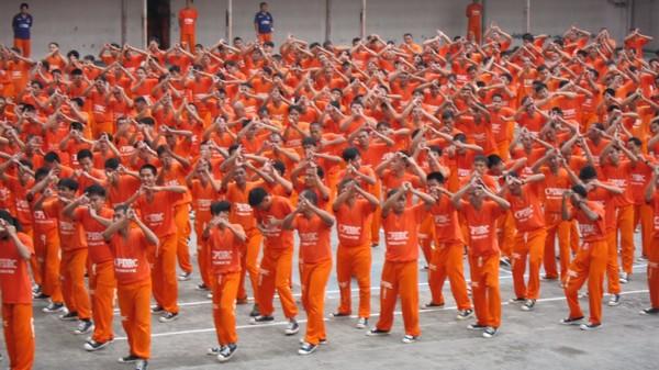 Cebu – танцующая тюрьма на Филиппинах