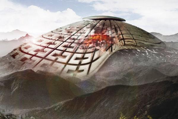 VolcanElectric Mask – небоскреб, получающий энергию от вулкана