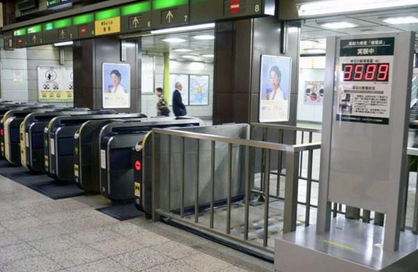Энергия из турникетов в общественном транспорте