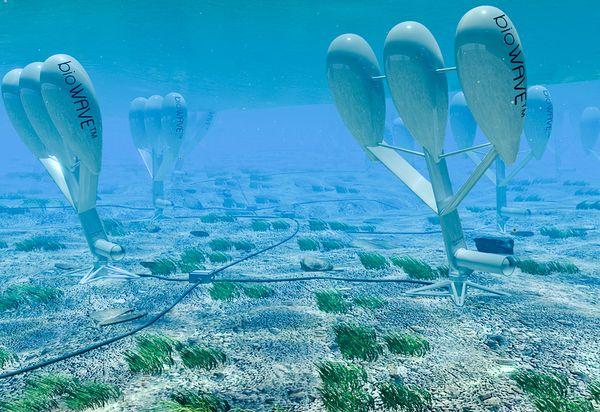 BioWawe – энергия подводных течений