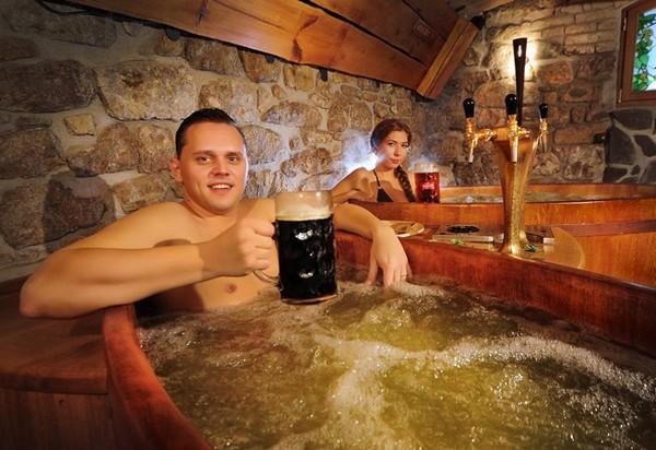 Пивной курорт Chodova Plana в Чехии