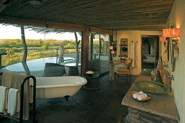 Singita Sabi Sand – африканский курорт внутри заповедника