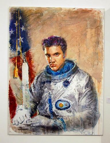Элвис Пресли – астронавт