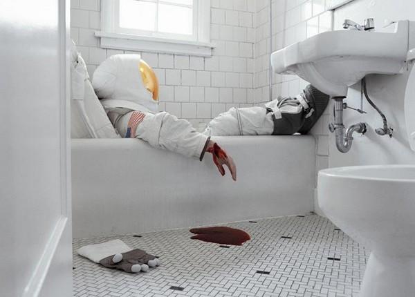 Astronaut Suicides – самоубийства астронавтов от Нила Дакосты (Neil Dacosta)