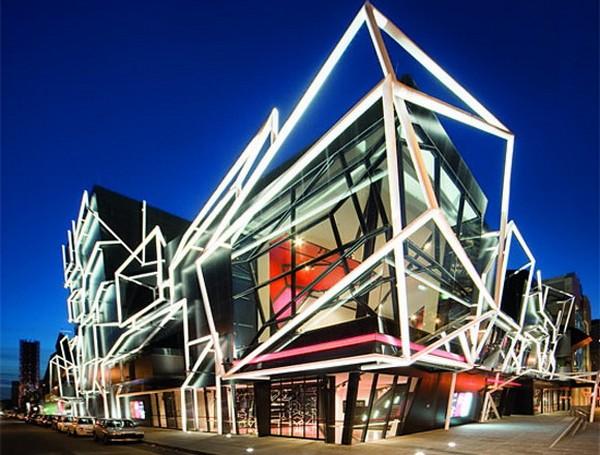 Викторианский театр в Мельбурне