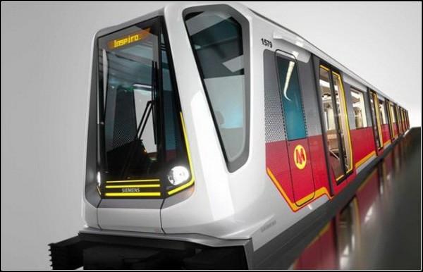 «Зелезные» поезда BMW для Варшавского метрополитена