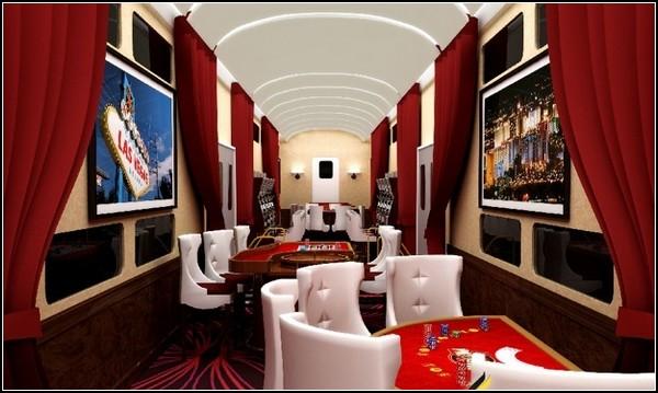 Поезд на Лас-Вегас