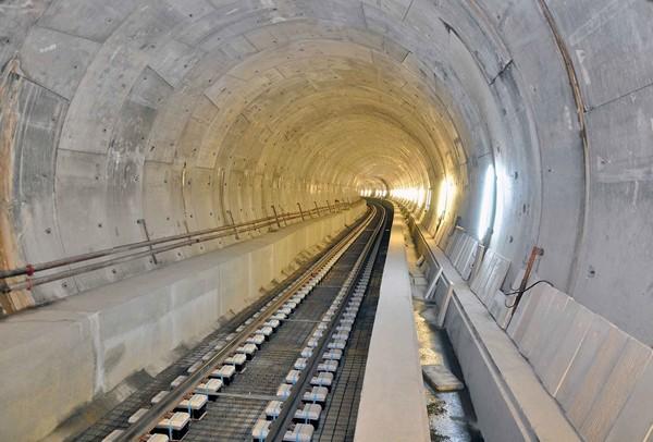 Мармарай — тоннель под Босфором