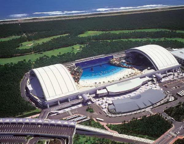 Самый большой в мире аквапарк