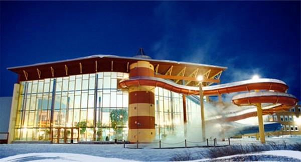 NordPoolen — самый северный аквапарк