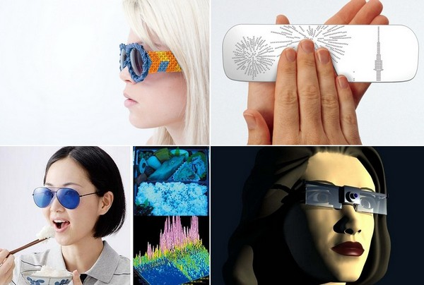 Самые необычные и технологичные очки