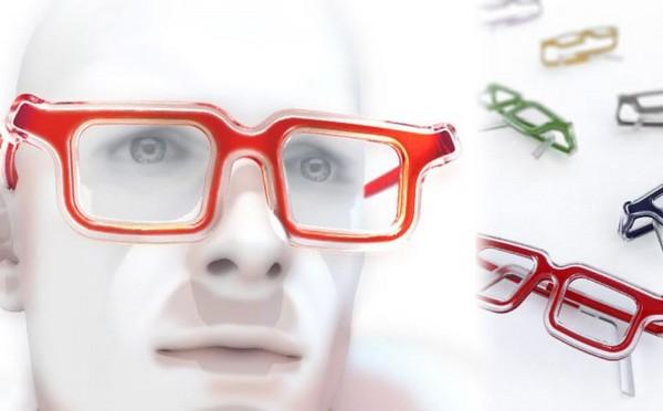 Очки, меняющие цвет