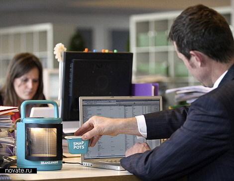 USB-микроволновка для офиса