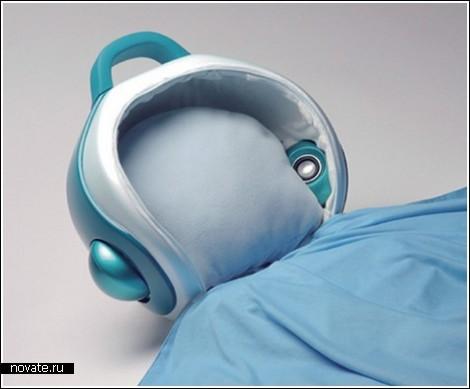 Подушка для меломанов