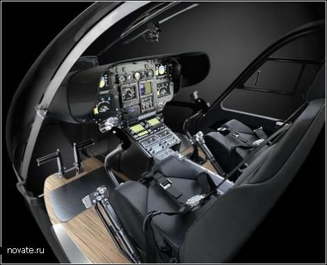 Вертолет для богатых и знаменитых