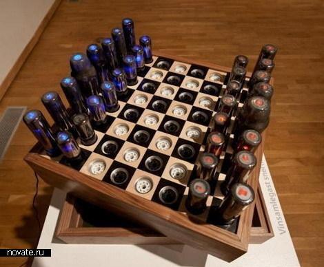 Шахматы Николы Теслы