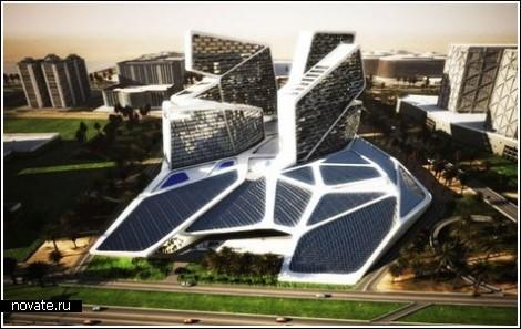 Дубайский Город Солнца