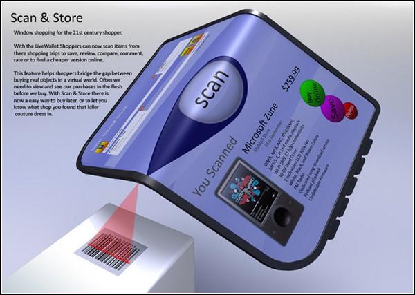 Vista Wallet – бумажник-секретарь