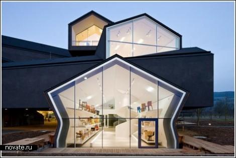 Vitrahaus – дом для игры в бирюльки