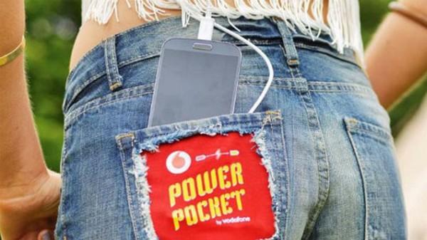 Шорты и спальник: новые способы зарядить телефон от Vodafone