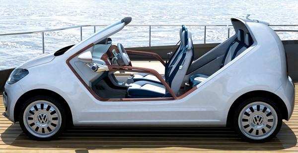 Volkswagen Up! Azzurra sailing team